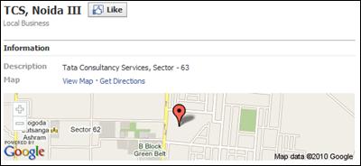 TCS-GoogleMaps